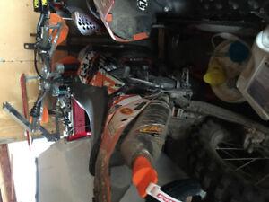 2008 KTM SX250F