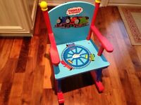 Kid rocking chair Thomas and Friends