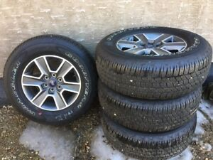 Set of Goodyear Wranglers For Sale