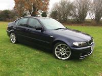 BMW 325 M SPORT 2.5 AUTO 2003