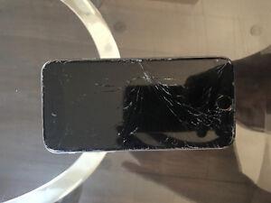 Cracked iPhone 6- 16GB