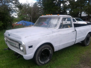 1969 Chevy c10 custom
