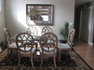 High End Dining Room Suite