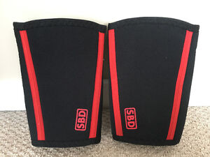 XL SBD Elbow Sleeves Great condition.