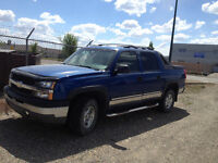 2003 Chevrolet Avalanche ( Finance Avalable )