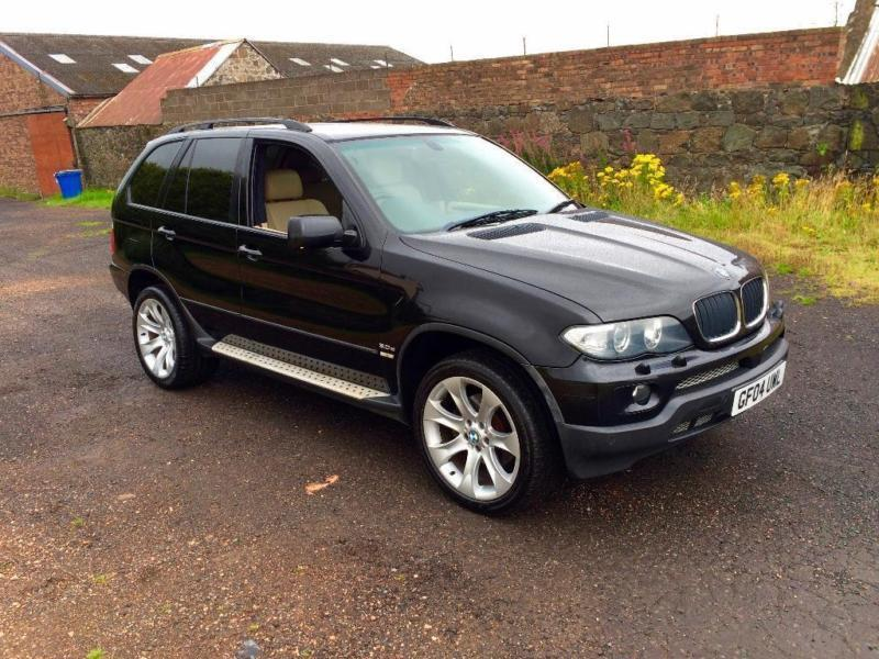 2004 bmw x5 3 0 d sport 5dr in lochgelly fife gumtree. Black Bedroom Furniture Sets. Home Design Ideas