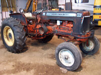 Good acreage tractor