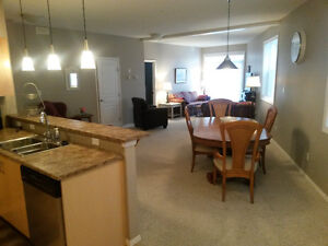 Avail Immed -2 bed, 2 bath fully furnished condo- fort sask Strathcona County Edmonton Area image 3