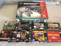 WANTED! Retro video games and consoles
