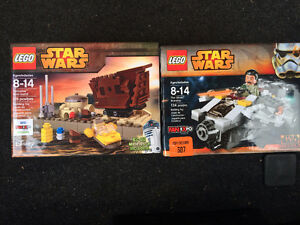 LEGO Fan Expo Exclusive Sets - Ghost Starship & Tatooine Mini
