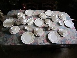 ROYAL ALBERT WINSOME FINE BONE CHINA FOR SALE!