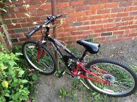 Child's bike.