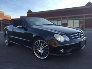 2007 Mercedes Benz CLK 550 Convertible - AMG Package