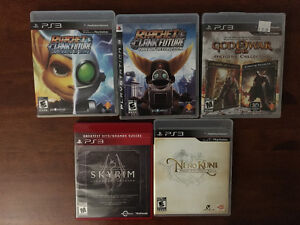 $8 PS3 Games EACH, Great Condition