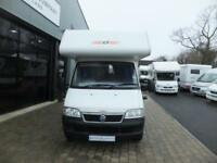 ci carioca 594 four berth motorhome for sale