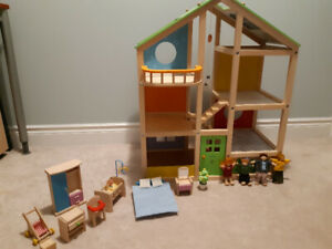 HaPe All Season House with additional Accessories!