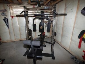 Nautilus Universal Exercise Machine