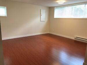 2 BEDROOM LEGAL BASEMENT SUITE FOR RENT