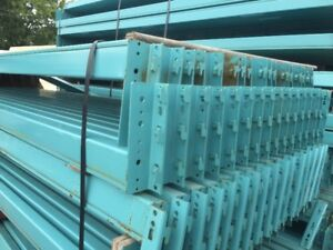REDI-RACK 3 INCH LOAD BEAMS FOR PALLET RACKING