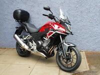 2013 Honda CB500 XA-D