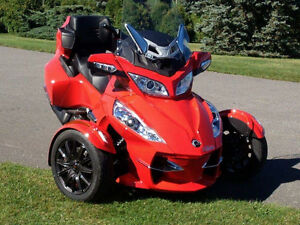 Can-am Spyder RTS 2013