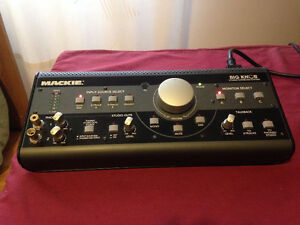 Mackie Big Knob command system (GREAT CONDITION)