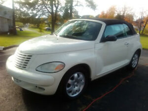 2005 Chrysler PT Cruiser Convertible Cabriolet