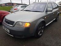 AUDI A6 ALLROAD++MOT DEC 17++EXCELLENT CONDITION++2.7 V6 TWIN TURBO++FULL ELEC P