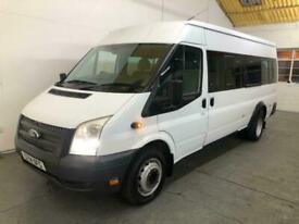 2014 Ford Transit 2.2 TDCi 430 Medium Roof Bus RWD L 5dr (HDT, 17 Seat)