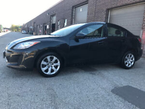 2013 Mazda 3 Very good for UBER Safety Done Winter Summer tires