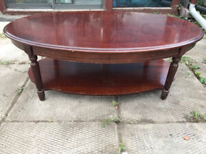Antique Coffee Table Made of Solid Wood Better Than Ikea Center