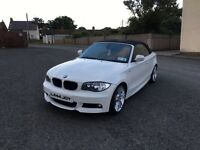 2010 Bmw 118i m sport convertible