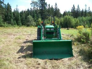 Reduced. John Deere 5045D Tractor