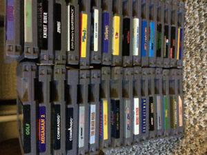 NES games for sale or trade