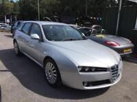 Alfa Romeo 159 Sportwagon 2.2JTS Turismo