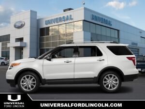 2015 Ford Explorer XLT  - Certified
