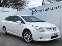 2011 11 Toyota Avensis 1.8 TR Estate Manual Petrol for sale in AYRSHIRE