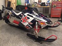 2013 800 POLARIS SWITCHBACK SNOWMOBILE