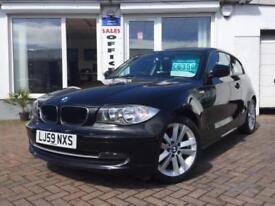 2009 59 BMW 1 SERIES 118D 2.0TD Sport ~ LOW MILES ~ 1 YEAR MOT ~ SALE PRICE!!