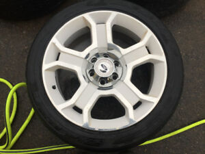 "22"" factory ford 6 bolt wheels Harley Davidson or platinum"