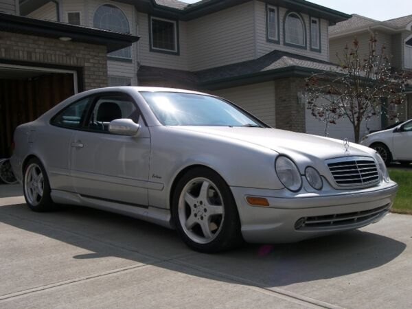 mercedes benz clk clk class amg for sale canada. Black Bedroom Furniture Sets. Home Design Ideas