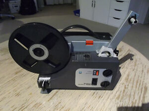 Sankyo Dualux 1000 8mm film projector for super-8 and regular 8