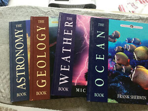 4 Wonders of Creation Science Books