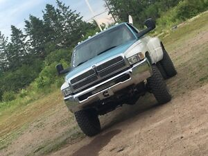 Lifted Cummins trades or cash