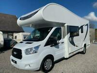 2019 - Chausson Flash C646 - 6 Berth - Compact - Fixed Bunks
