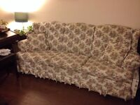 CLEAN sofa bed, from non-smoking home