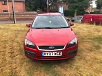 Ford Focus 2.0TDCi ( DPF ) 2007MY Zetec Climate