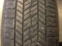 4 215/70/16 Yokahoma tires used one summer