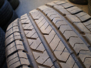 2 Goodyear Assurance   P205/50R16 all season tires