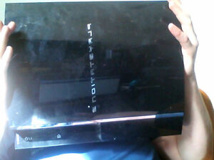 80GB PS3 + 8 assorted PS3 games!